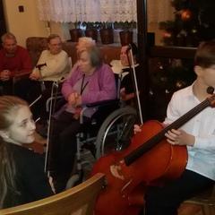 Galeria Występ  w Domu Opieki Społecznej Anna