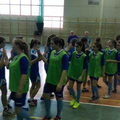 Galeria Półfinał piłki ręcznej dziewcząt